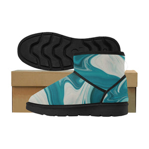 Cash Vision Blue Canyon Low Top Boots
