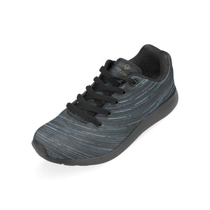 Cash Vision Spiral Wave Running Shoes - Black