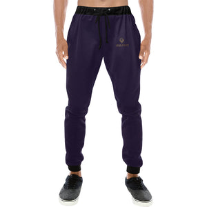 Cash Vision Sweatpants - Navy Blue