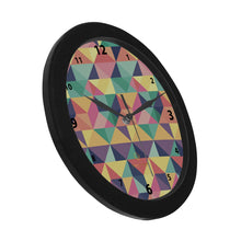 Load image into Gallery viewer, Cash Vision Color Checker Wall Clock