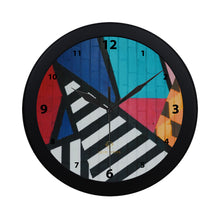 Load image into Gallery viewer, Cash Vision Graffiti Wall Clock