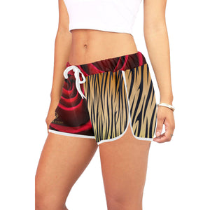Cash Vision Short - Rose Tiger