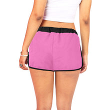 Load image into Gallery viewer, Cash Vision Cool Girl Shorts - Pink Black