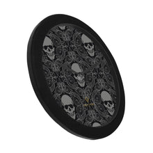 Load image into Gallery viewer, Cash Vision Skull Clock - Black