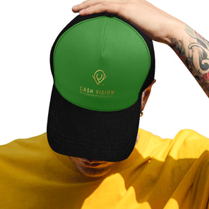 Cash Vision Cap F - Black Green