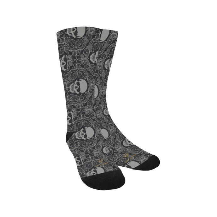 Cash Vision Skull Socks - Black