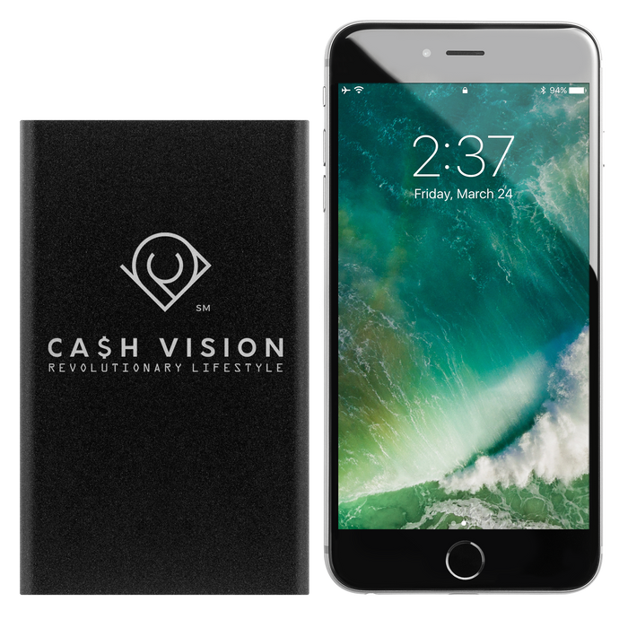 Cash Vision Power Bank