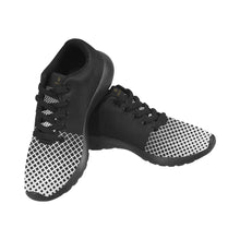 Load image into Gallery viewer, Cash Vision Mesh Running Shoes - Black White