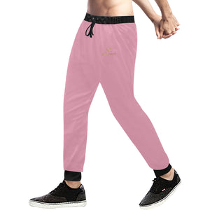 Cash Vision Sweatpants - Pastel Pink