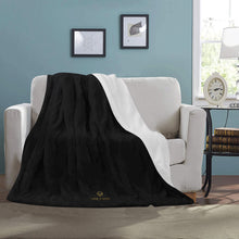 Load image into Gallery viewer, Cash Vision Ultra-Soft Blanket - Black