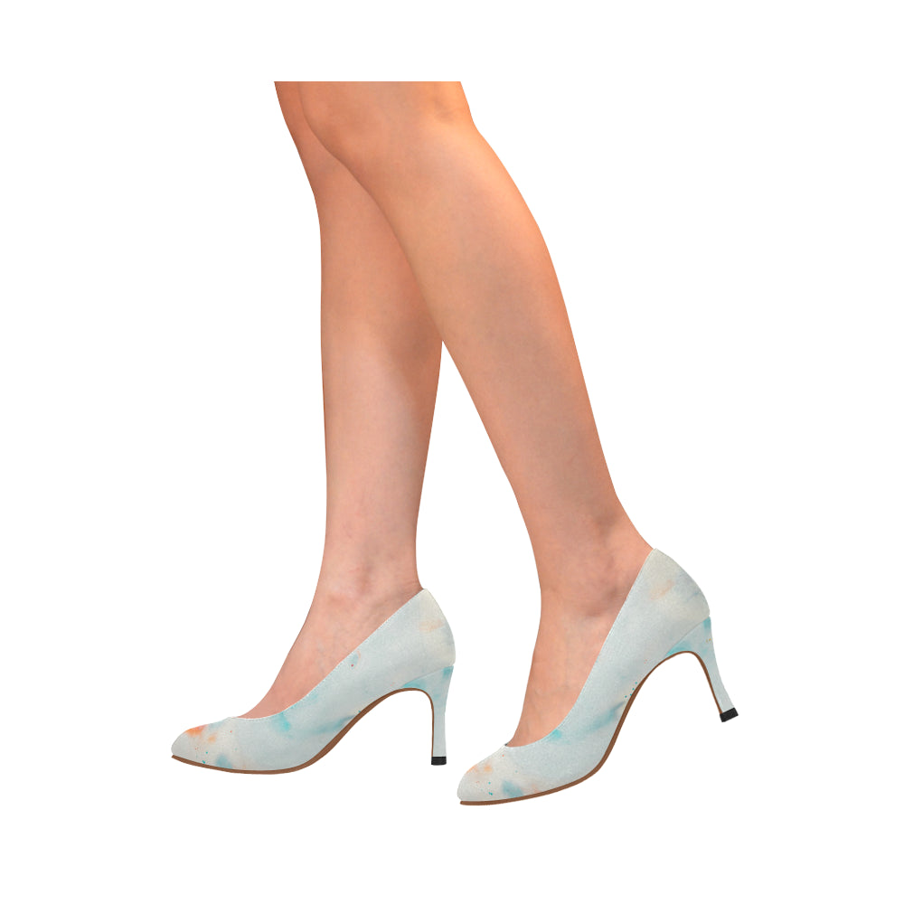 Cash Vision Cloudy High Heels