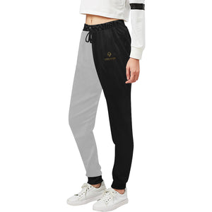 Cash Vision Sweatpants - Black Grey