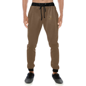 Cash Vision Sweatpants - Brown