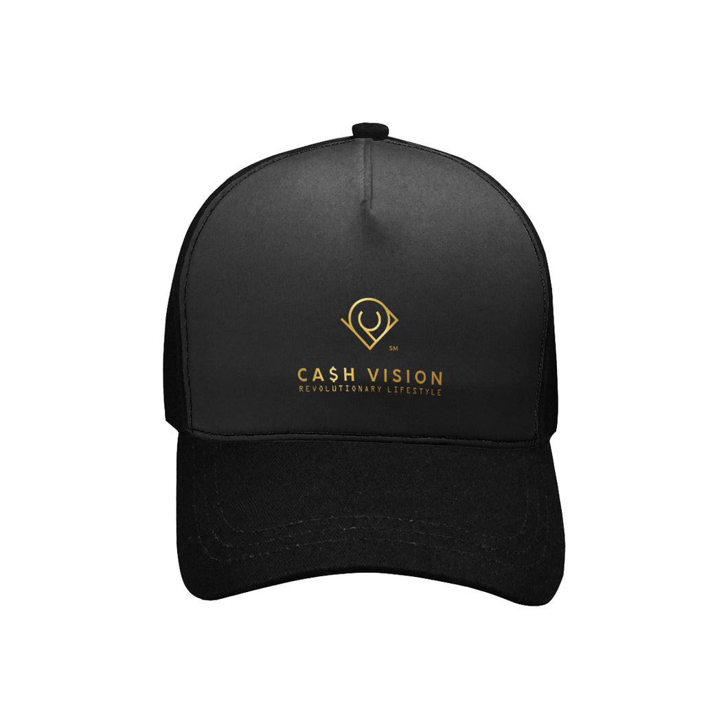 Cash Vision Cap F - Black