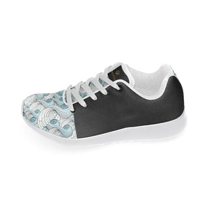 Cash Vision Wave Running Shoes - Black