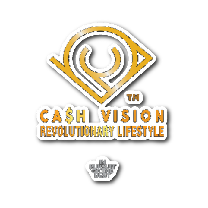 Cash Vision Stickers