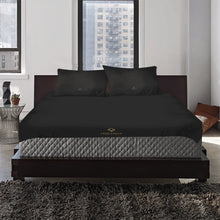 Load image into Gallery viewer, Cash Vision Bed Set - Black