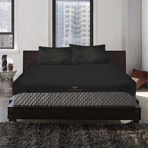Cash Vision Bed Set - Black