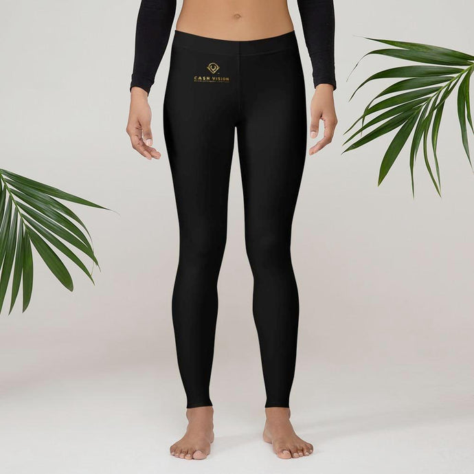 Cash Vision Leggings - Black
