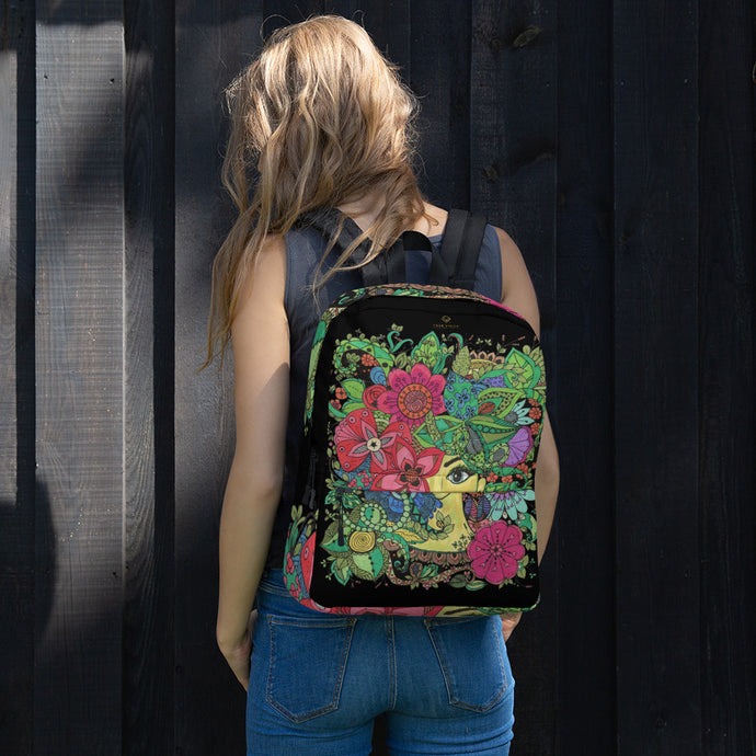 Nature Angel Designer Backpack