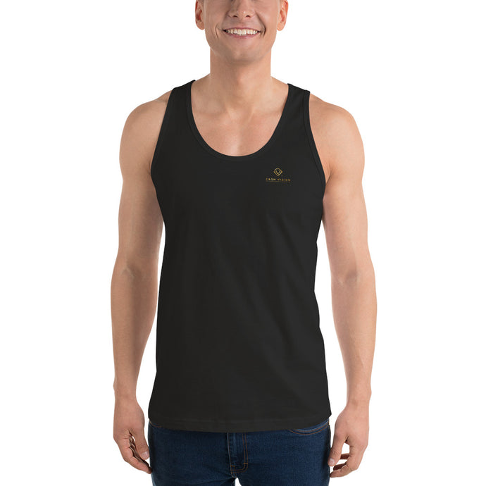 Cash Vision Jersey Tank Top
