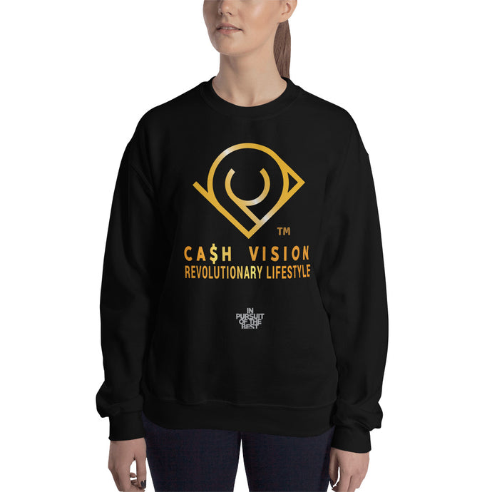 Cash Vision In Pursuit of The Best Sweatshirt