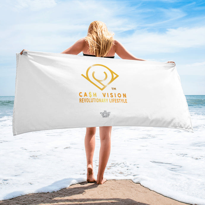 Cash Vision In Pursuit of The Best Towel