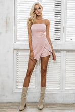 Load image into Gallery viewer, Classy Off Shoulder Romper - Pink