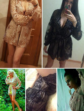 Load image into Gallery viewer, My Time Embroidered Playsuit - Nude Gold