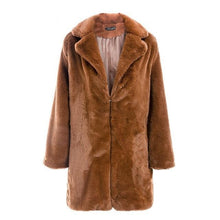 Load image into Gallery viewer, Gucci Girl Faux Fur Coat -