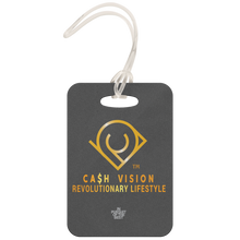 Load image into Gallery viewer, Cash Vision Luggage Tag