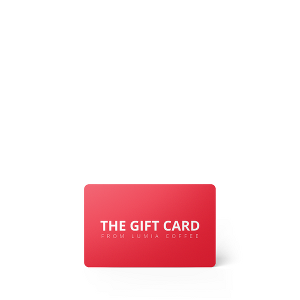 Lumia Coffee | Gift Card