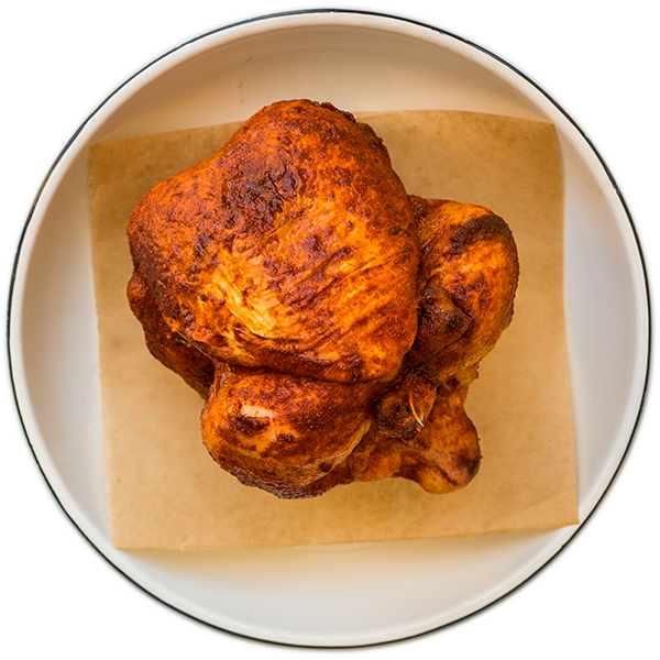 Free-Range Rotisserie Chicken 1/4 | 1/2 | FULL