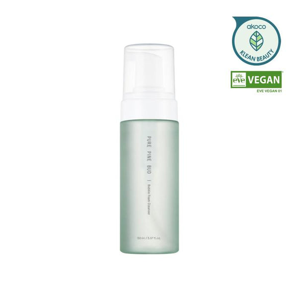 A'PIEU Pure Pine Bud Bubble Foam Cleanser