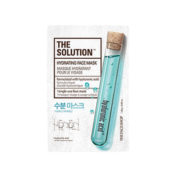 THE FACE SHOP The Solution Mask Sheet Pore Care Hydrating