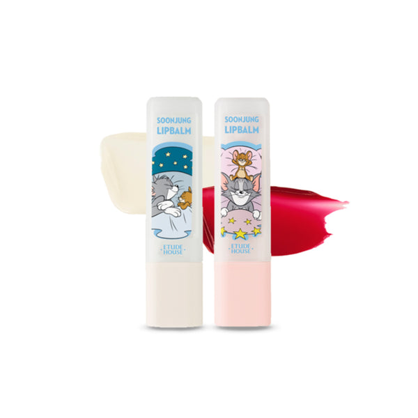 ETUDE HOUSE Lucky Together Soonjung Lip Balm
