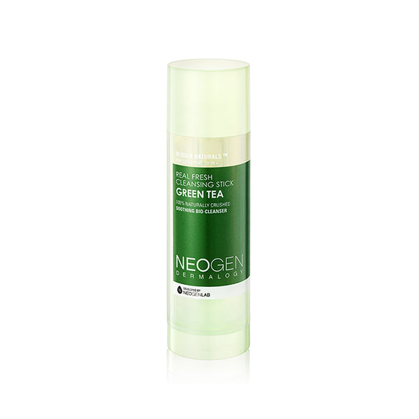 NEOGEN Dermalogy Real Fresh Cleansing Stick Green Tea