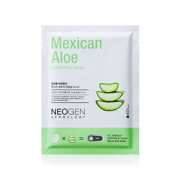 NEOGEN Dermalogy Mexican Aloe Essential Mask