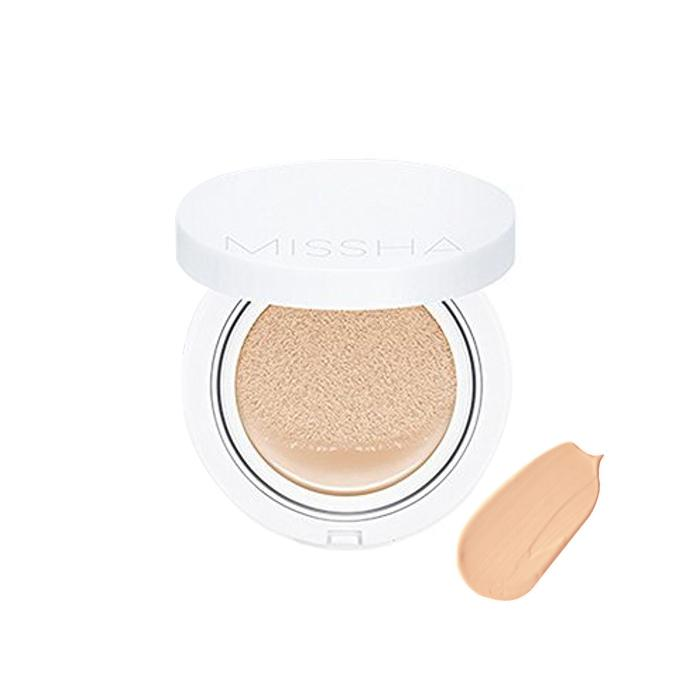 MISSHA Magic Cushion Cover Lasting SPF50+ PA+++ 15g*2 [Ship from US]