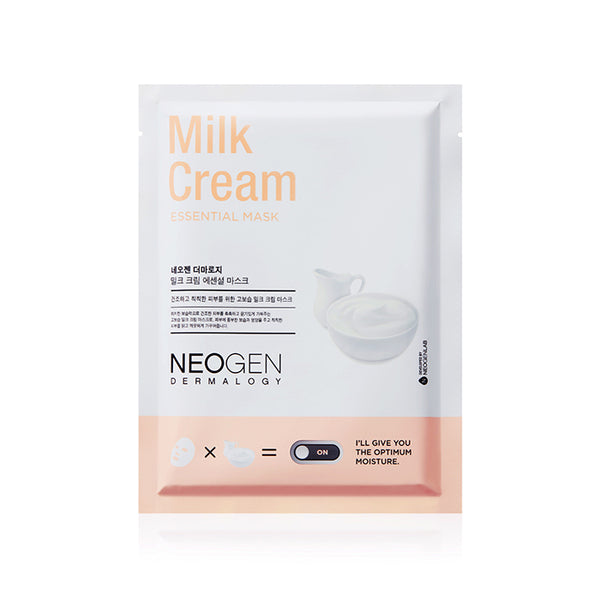 NEOGEN Dermalogy Milk Cream Essential Mask