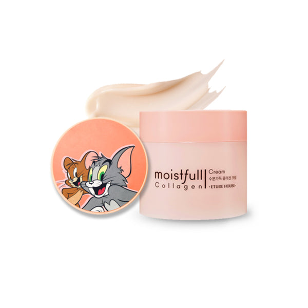 ETUDE HOUSE Lucky Together Moistfull Cream Collagen 130ml