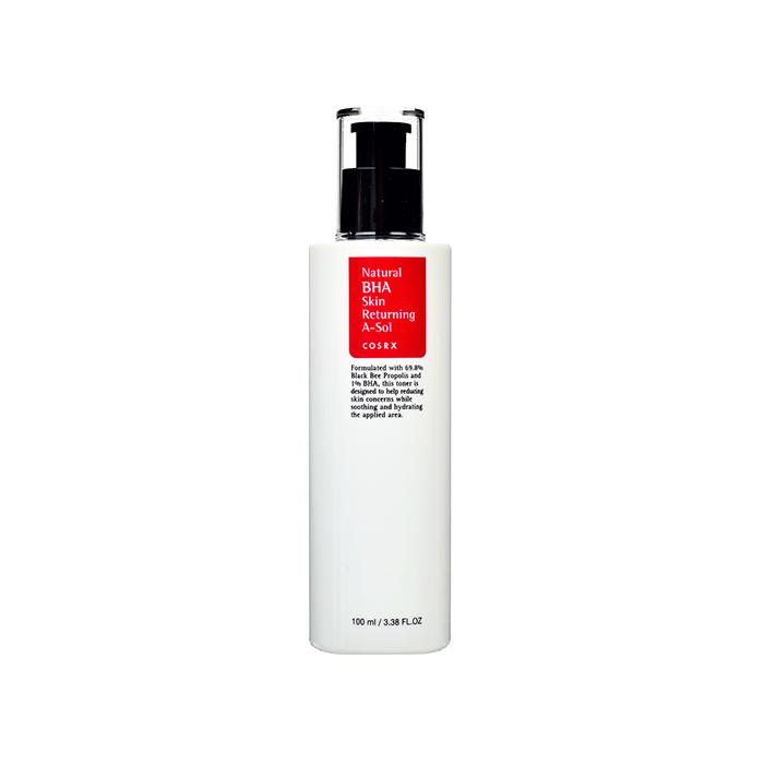 COSRX Natural BHA Skin Returning A-Sol