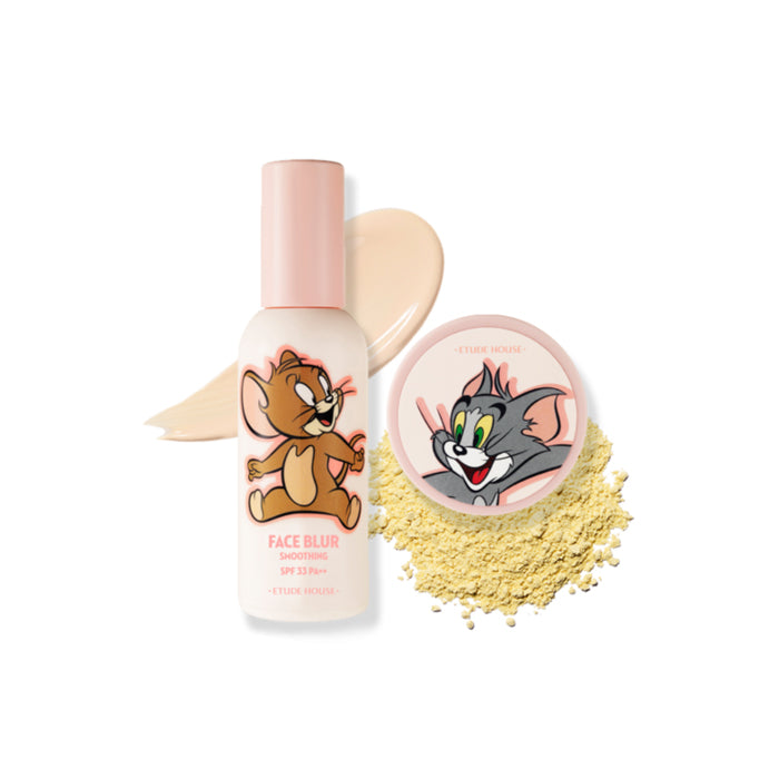 ETUDE HOUSE Lucky Together Face Blur New Year Set