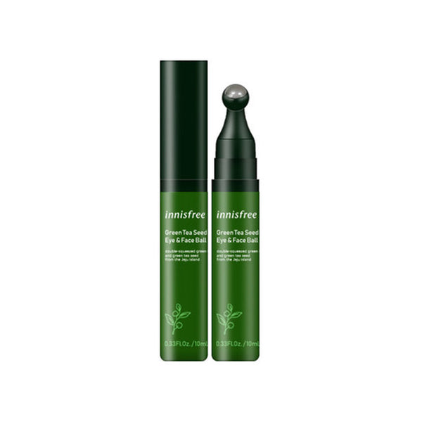 INNISFREE Green Tea Seed Eye & Face Ball 10ml