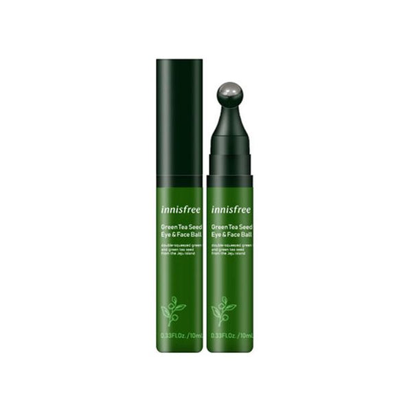 INNISFREE Green Tea Seed Eye & Face Ball 10ml [Ship from US]