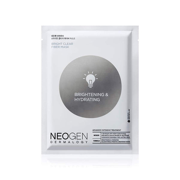 NEOGEN Dermalogy Bright Clear Fiber Mask