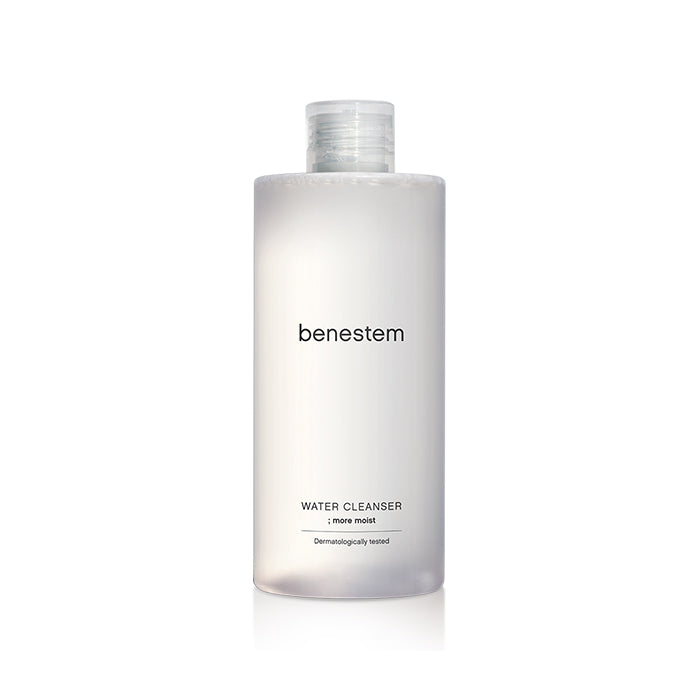 BENESTEM Water Cleanser More Moist
