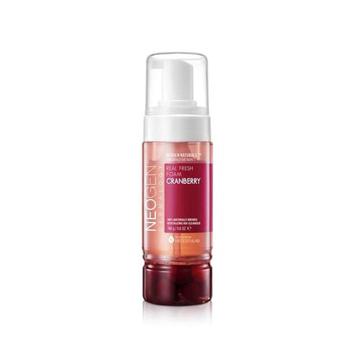 NEOGEN Dermalogy Real Fresh Foam Cleanser Cranberry