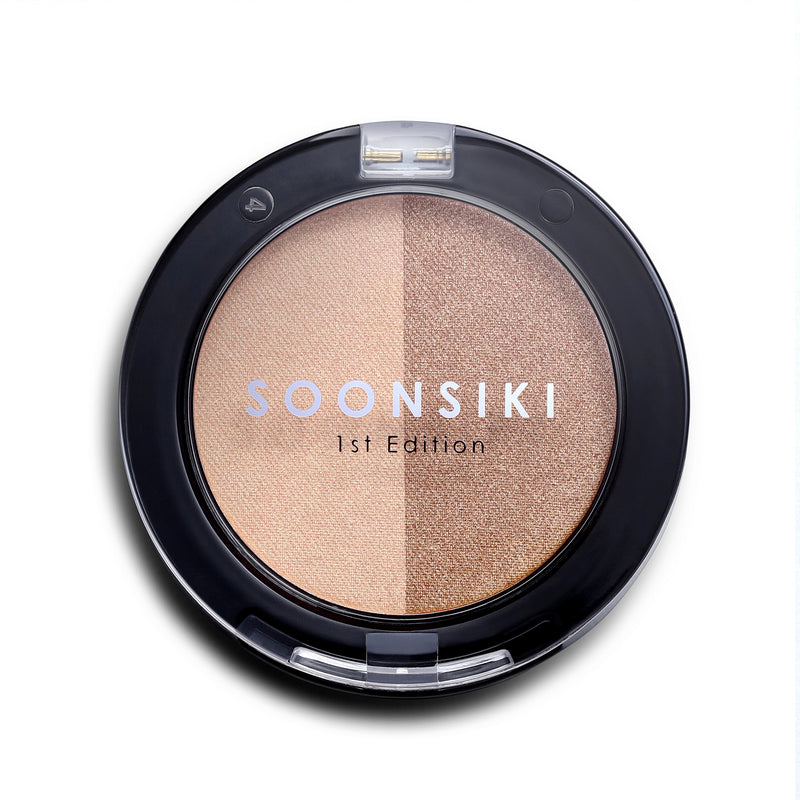 SOONSIKI Hush Two Tone Blusher radient gold