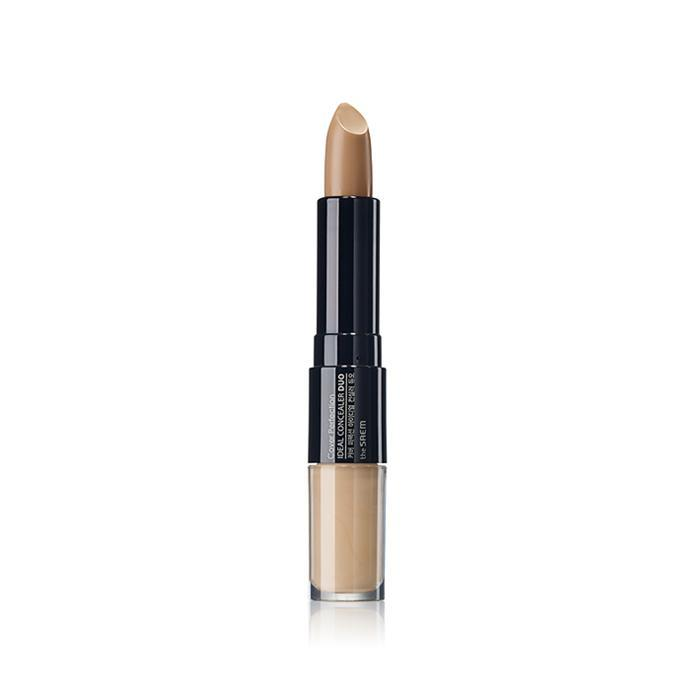 THE SAEM Cover Perfection Ideal Concealer Duo 4.2g+4.5g [Ship from US]